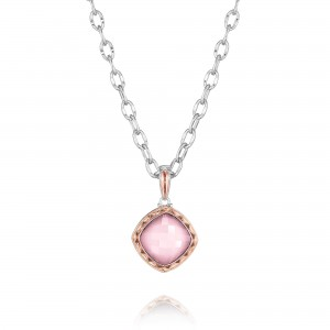 Tacori SN112P25 Lilac Blossoms Necklace