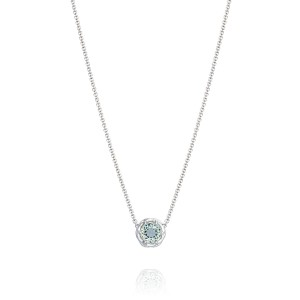 Tacori SN20412 Color Medley Station Prasiolite Necklace