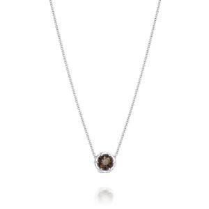 Tacori SN20417 Color Medley Crescent Station Necklace