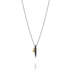 Tacori SN20644 The Ivy Lane Petite Pavé Drop Pendant Necklace