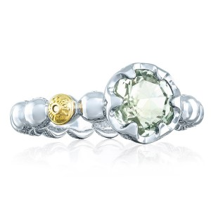 SR19812 Tacori Sonoma Skies Beaded Bezel Ring