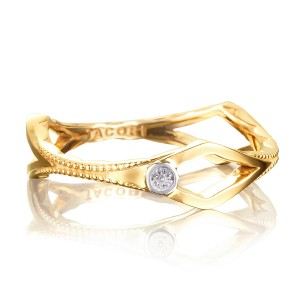Tacori SR206Y The Ivy Lane Ring