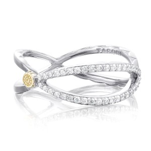Tacori SR208 The Ivy Lane Ring
