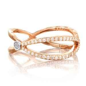 Tacori SR208P The Ivy Lane Ring