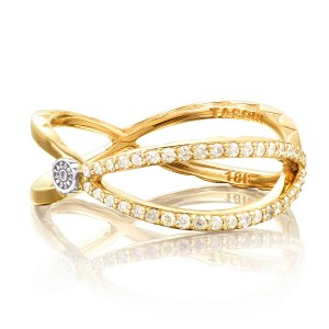 Tacori SR208Y The Ivy Lane Ring
