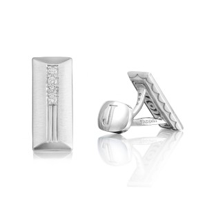 Tacori MCL102-B1 Retro Classic Cuff Links