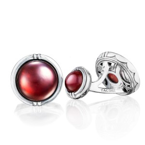 Tacori MCL10541 Retro Classic Cuff Links