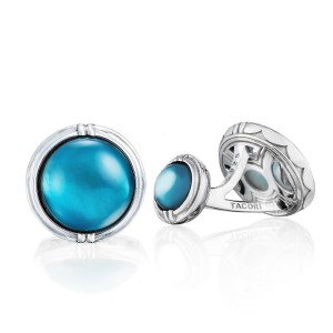 Tacori MCL10542 Retro Classic Cuff Links