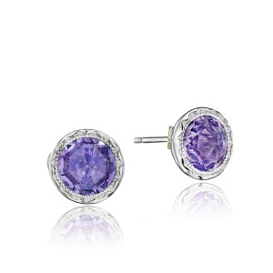 Tacori SE24101 Lilac Blossoms Earrings
