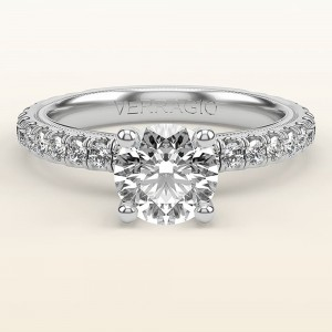 Verragio Tradition TR180R4 14 Karat Diamond Engagement Ring