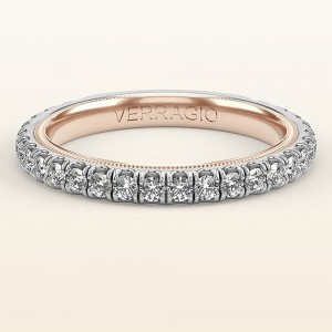 Verragio Tradition TR180W-2WR 14 Karat Wedding Ring / Band