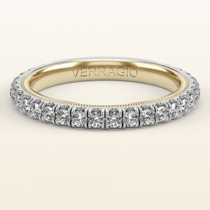 Verragio Tradition TR180W-2WY 14 Karat Wedding Ring / Band