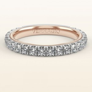 Verragio Tradition TR210W-2WR 14 Karat Wedding Ring / Band