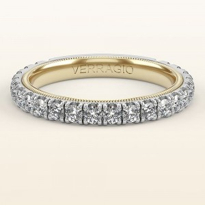 Verragio Tradition TR210W-2WY 14 Karat Wedding Ring / Band