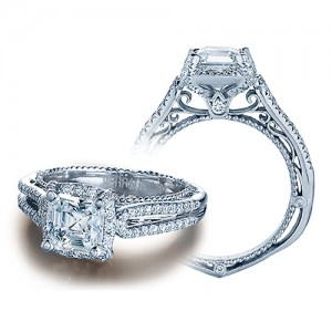 Verragio Venetian 5016 Platinum Engagement Ring