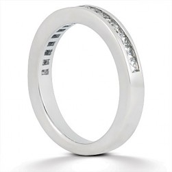 Taryn Collection Platinum Wedding Ring TQD B-778
