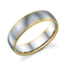 273346 Christian Bauer 14 Karat Wedding Ring / Band