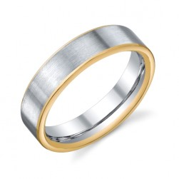 273747 Christian Bauer 14 Karat Wedding Ring / Band