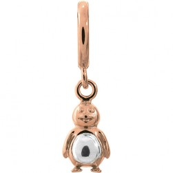 Endless Jewelry Penguin Rose Gold Charm 63452