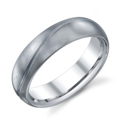 274111 Christian Bauer Platinum Wedding Ring / Band
