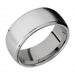 Lashbrook 10DGE Titanium Wedding Ring or Band