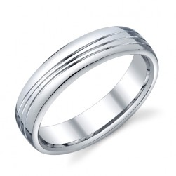 274151 Christian Bauer 18 Karat Wedding Ring / Band