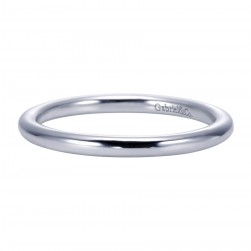 Gabriel Platinum Contemporary Wedding Band WB7894PTJJJ
