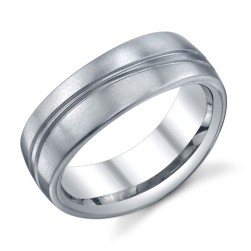 274116 Christian Bauer Platinum Wedding Ring / Band