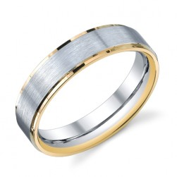 274038 Christian Bauer 18 Karat Wedding Ring / Band