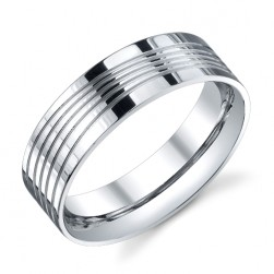 274149 Christian Bauer 18 Karat Wedding Ring / Band