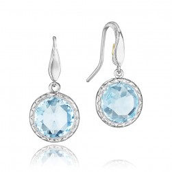 SE15502 Tacori 18k925 Island Rains Earrings