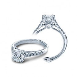 Verragio Couture-0414R Platinum Engagement Ring
