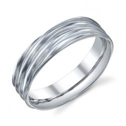 274133 Christian Bauer Platinum Wedding Ring / Band