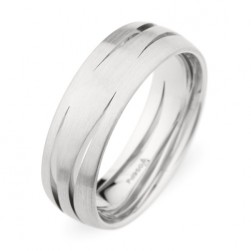 274214 Christian Bauer 18 Karat Wedding Ring / Band