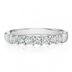 244647 Christian Bauer 14 Karat Diamond  Wedding Ring / Band