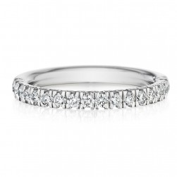 246754 Christian Bauer 18 Karat Diamond  Wedding Ring / Band
