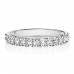 246955 Christian Bauer 18 Karat Diamond  Wedding Ring / Band