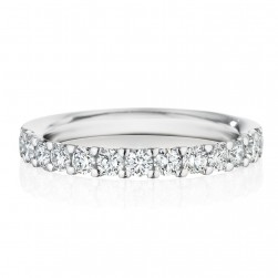 246956 Christian Bauer 18 Karat Diamond  Wedding Ring / Band