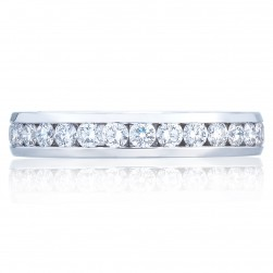 Tacori 2646-35B 18 Karat Dantela Diamond Wedding Band