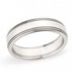 273554 Christian Bauer 18 Karat Wedding Ring / Band