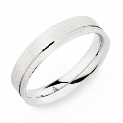 274089 Christian Bauer Platinum Wedding Ring / Band