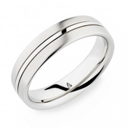 274173 Christian Bauer Platinum Wedding Ring / Band