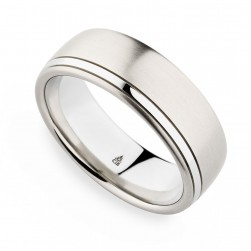274309 Christian Bauer 18 Karat Wedding Ring / Band