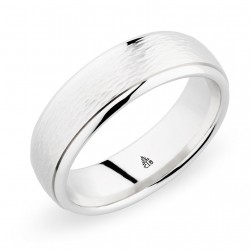 274460 Christian Bauer 18 Karat Wedding Ring / Band