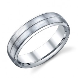 274210 Christian Bauer Platinum Wedding Ring / Band