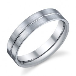 273903 Christian Bauer Platinum Wedding Ring / Band