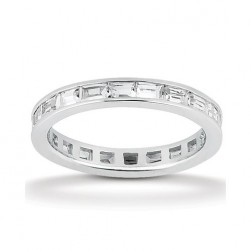 Eternity Diamond Band Platinum Taryn Collection TQD 6-834