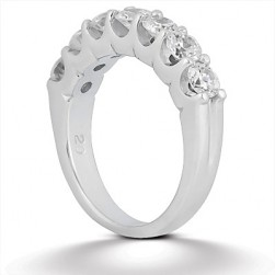 Taryn Collection Platinum Wedding Ring TQD B-721