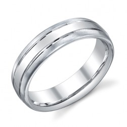 274030 Christian Bauer 18 Karat Wedding Ring / Band