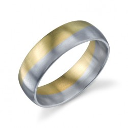 272728 Christian Bauer 18 Karat Wedding Ring / Band